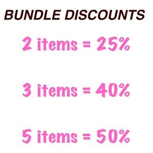 Tops - ** BUNDLE DISCOUNTS AVAIL. ** EVERYTHING MUST GO!!